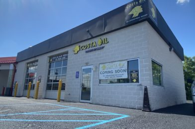 June 19th 2020 Is The Grand Opening Of Costa Oil – 10 Minute Oil Change – Lewisburg